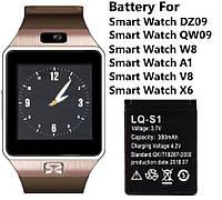 Аккумулятор для Smart wach LQ-S1!Топ Продаж