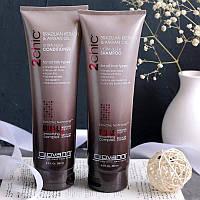 Шампунь для волос с аргановым маслом Giovanni 2chic Ultra-Sleek Shampoo Brazilian Keratin & Argan Oil, 250 мл