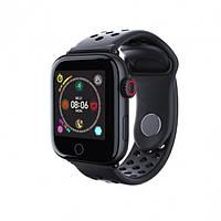 Смарт-часы c пульсометром Z7 Fit Black! Лучшая цена