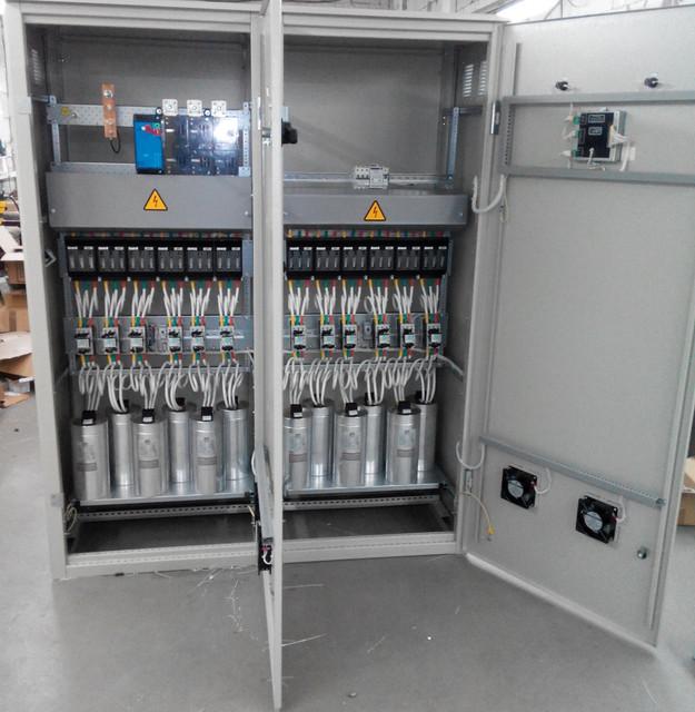 Комплектные конденсаторные установки