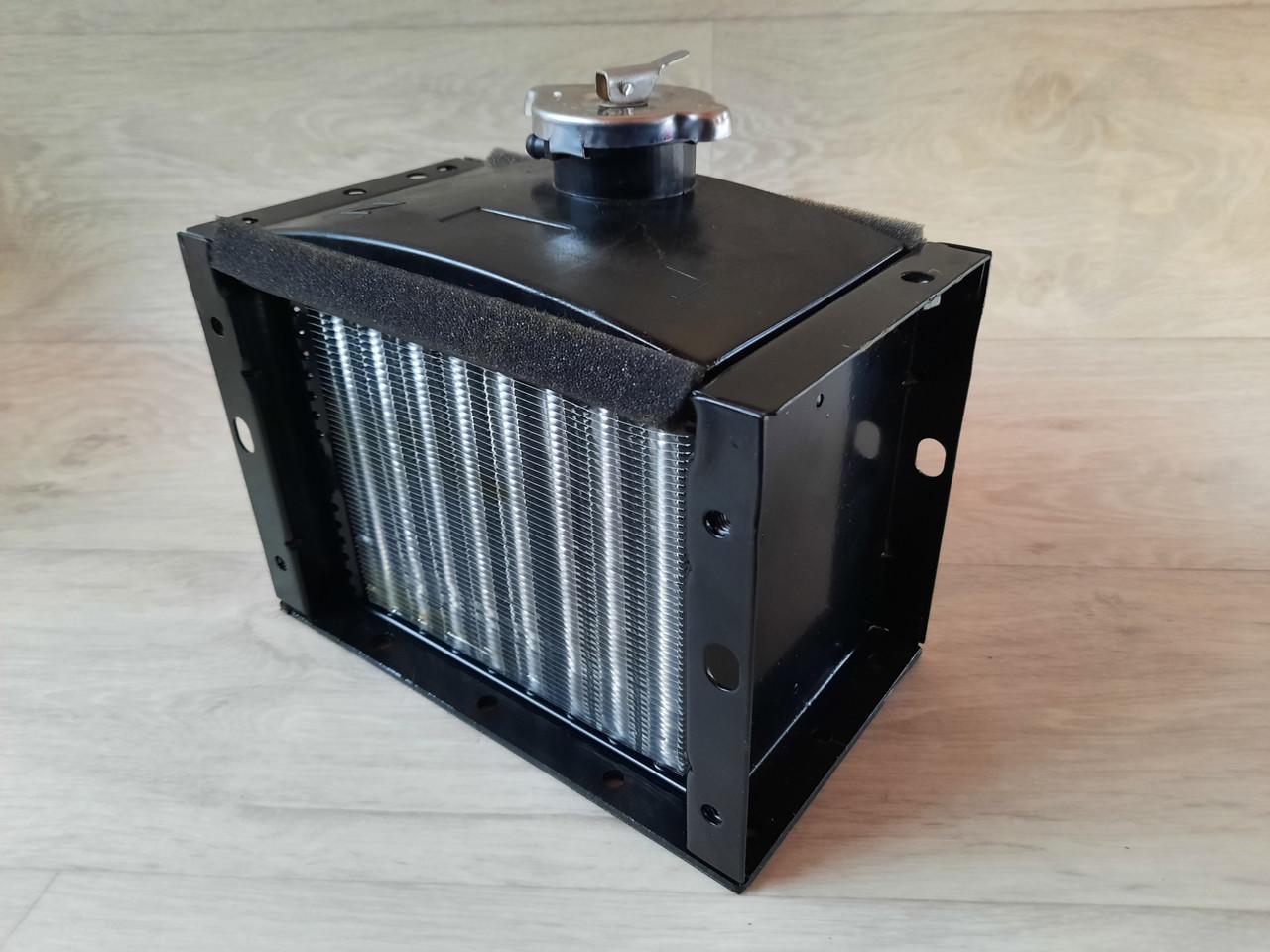 Радиатор 180 алюминиевый с крышкой (8 л.с.)