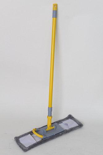 Швабра полотер микрофибра Eco Fabric EF-4025-M