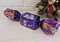 Сладкий новогодний подарок конфета 334г, фото 1