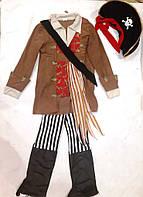 Костюм карнавальний дитячий Капітан піратів 152 см б/у Дісней