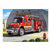 Пазлы Castorland на 120 элементов Пожарная машина B-12527