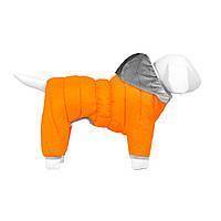 Комбінезон для собак AiryVest ONE, розмір ХS 22, помаранчевий Collar