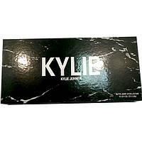 Набор матовых помад Kylie Black 12 штук в мраморной упаковке!Топ Продаж