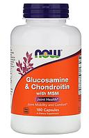 Now Glucosamine Chondroitin MSM - 180 капс