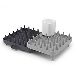 """Набор регулируемых сушилок для посуды """"Connect"""" 29х44.5х10.5см полипропиленовая Joseph Joseph"""