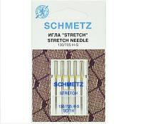 """Иглы Schmetz """"Stretch"""" №90 для эластичных тканей """"Stretch"""""""