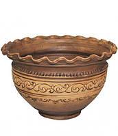 Макитра-волна Покутская Керамика Шляхтянская 2,5л ST-503500