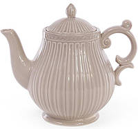 Чайник заварочный Stone Flower 1000мл, бежевый BD-545-304