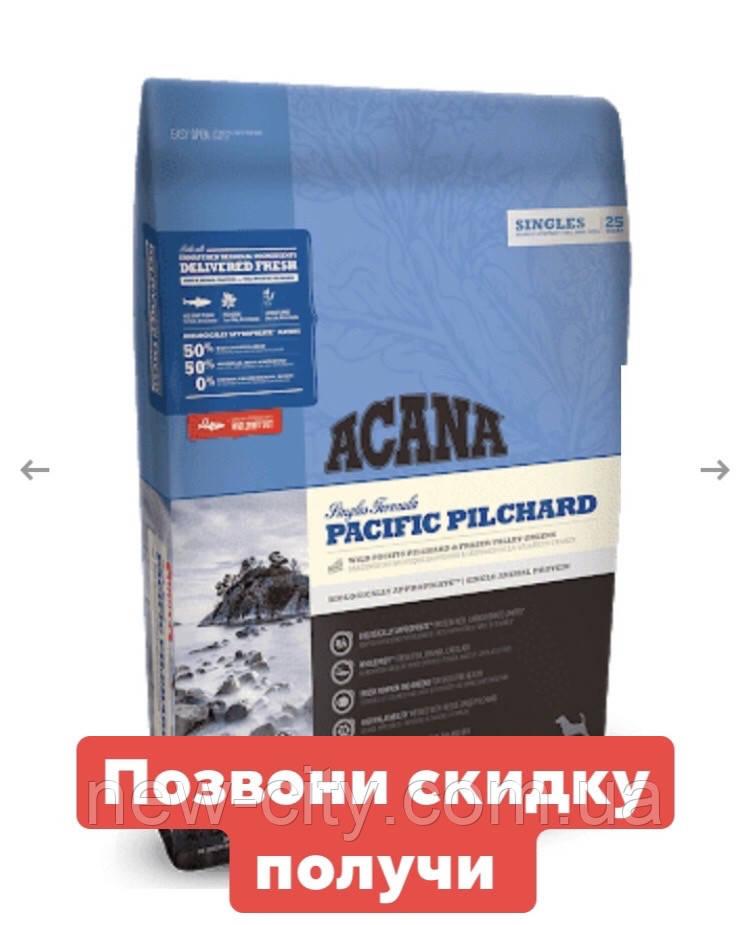 ACANA PACIFIC PILCHARD – для собак всех пород на всех стадиях жизни 6 кг
