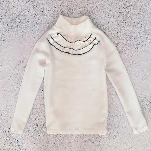 Блуза школьная нарядная для девочки