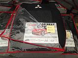 Авточохли Favorite на Mitsubishi Lancer 9 2003-2009 роки вагон модельний комплект, фото 5