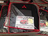 Авточохли Favorite на Mitsubishi Lancer 9 2003-2009 роки вагон модельний комплект, фото 7