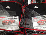 Авточохли Favorite на Mitsubishi Lancer 9 2003-2009 роки вагон модельний комплект, фото 9