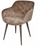 Кресло VIENA бежевый Nicolas (бесплатная доставка), фото 3