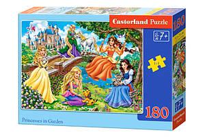 Пазлы Castorland на 180 элементов Принцессы B-018383