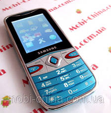 "Копия Samsung S3 blue dual sim 2.4"", фото 3"