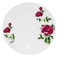 "Набор 6 десертных тарелок ""Цветущий Пион"" Ø19см, фарфор ST-30080-003"