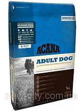 AcanaAdult Dog- для собак всех пород и всех стадий жизни 11.4кг