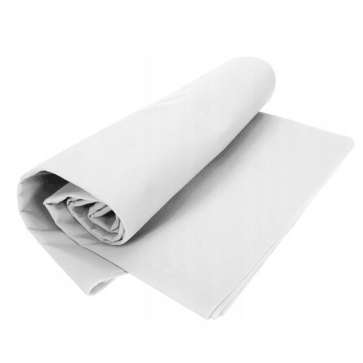 Фон для фото, фотофон тканевый WHITE Белый 1.5м/2м