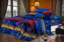 Полуторний дитячий комплект Людина-павук
