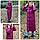 Зимняя теплая длинная  куртка пальто пуховик оверсайз одеяло с капюшоном плащевка + силикон, фото 9