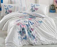 Комплект постельного белья Hobby 4719 Евро, поплин (100% хлопок) SA-4719