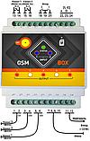 GSM термостат терморегулятор СМС управление котлом отоплением, фото 2