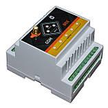 GSM термостат терморегулятор СМС управление котлом отоплением, фото 5
