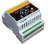 GSM термостат терморегулятор СМС управление котлом отоплением, фото 6