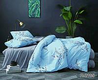 Полуторное постельное белье ранфорс R2185 с комп. ТМ ТAG