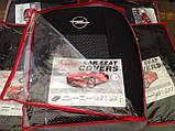 Авточохли Favorite and на Opel Combo C 2001-2011 мінівен модельний комплект, фото 3