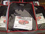 Авточехлы Favorite and на Opel Combo C 2001-2011 minivan модельный комплект, фото 5