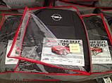 Авточехлы Favorite and на Opel Combo C 2001-2011 minivan модельный комплект, фото 6