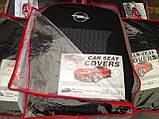 Авточехлы Favorite and на Opel Combo C 2001-2011 minivan модельный комплект, фото 9