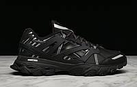 Кроссовки Reebok DMX Trail Shadow Black EF8811 Черные мужские