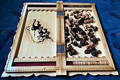 "Шахматы-нарды-шашки 3 в 1 с символом года "" Бык "", фото 2"