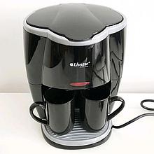 Кофеварка капельная Livstar LSU 1190 черная 650 W