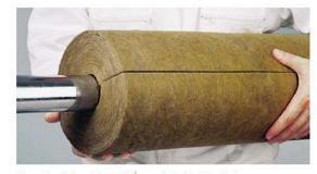 базальтовая скорлупа, базальтовые цилиндры