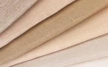 Набір кольорової канви для вишивки розміром 20х21см (10шт.)