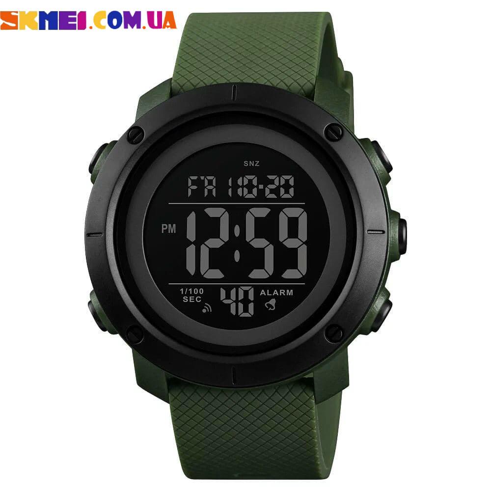 Наручний годинник Skmei 1426 (Army green)