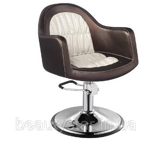 Парикмахерские кресла для стрижки Отто Кресло парикмахера на гидравлике Польша (VM827)