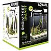 Аквариумный набор Aquael «Shrimp Set Smart» чёрный, прямой (19 л)