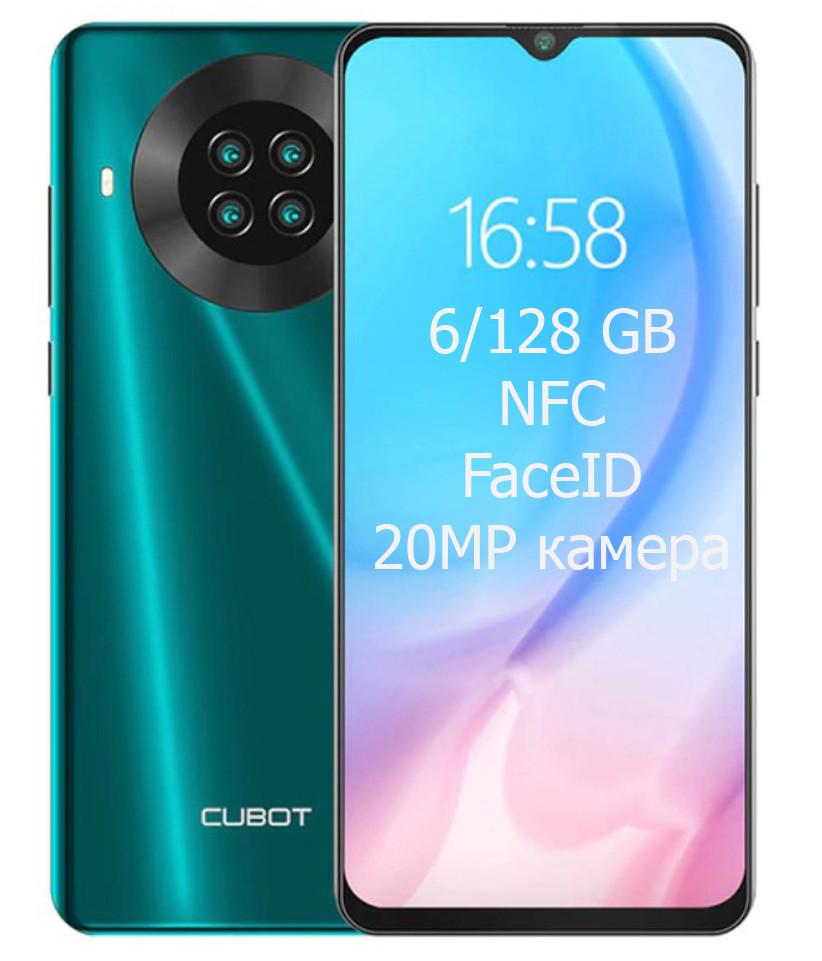 Смартфон Cubot Note 20 PRO 6/128GB | кубот ноте 20 про