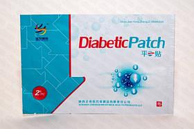 Diabetic Patch пластырь от сахарного диабета Shaanxi