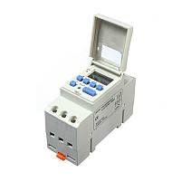 Таймер недельный THC15A программируемый многофункциональный 220В