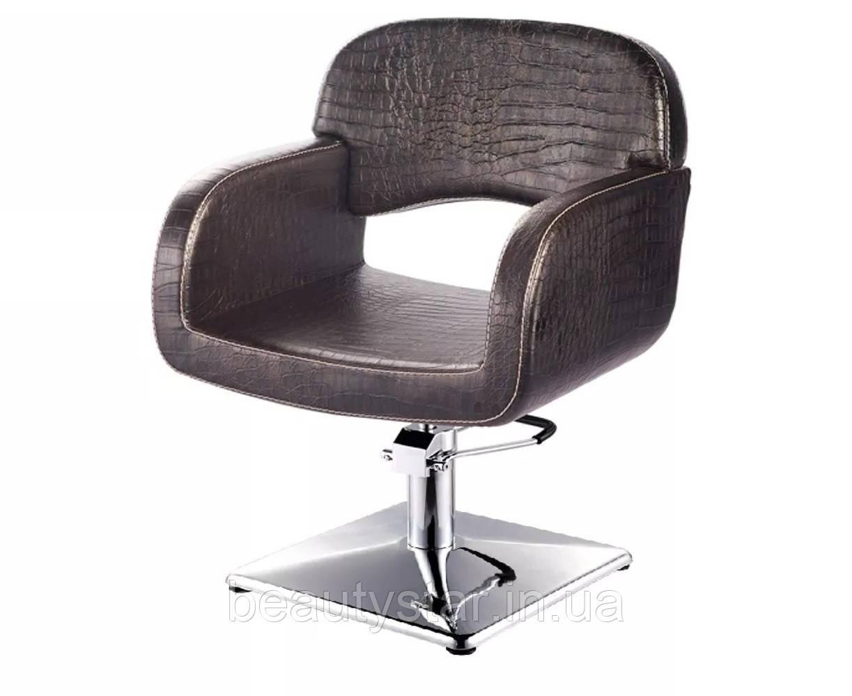 Крісло перукарське на гідравліці в салон краси John